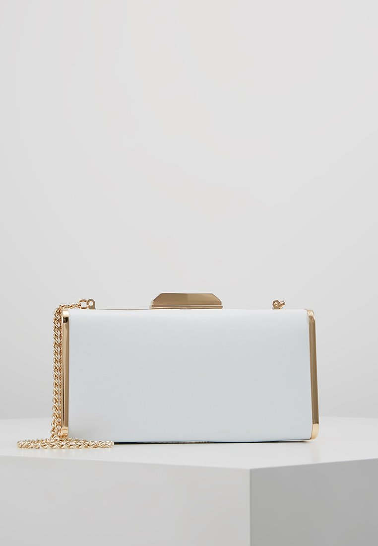 Dune London - BOXIEE - Clutch - white-plain