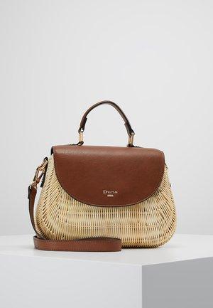 DATHRYN - Handbag - tan