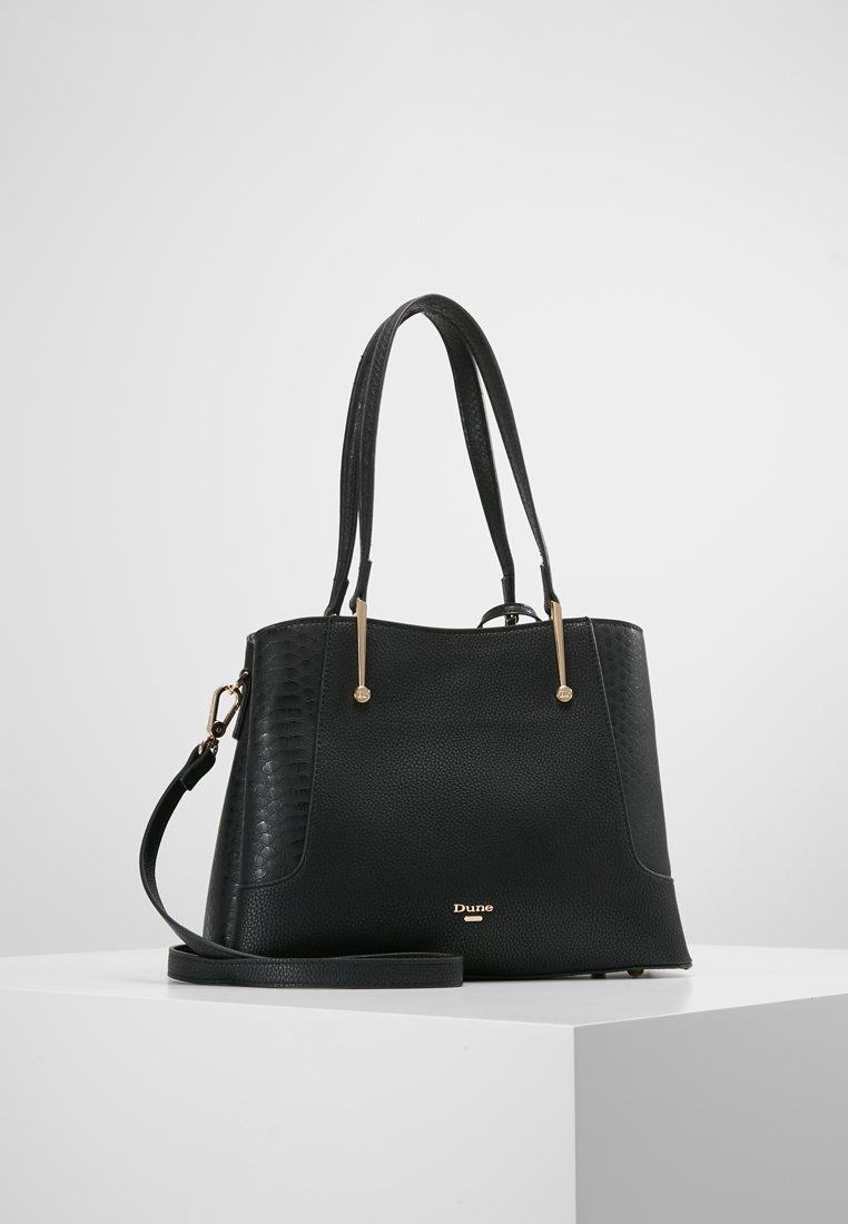 Dune London - DORRISS - Handbag - black plain