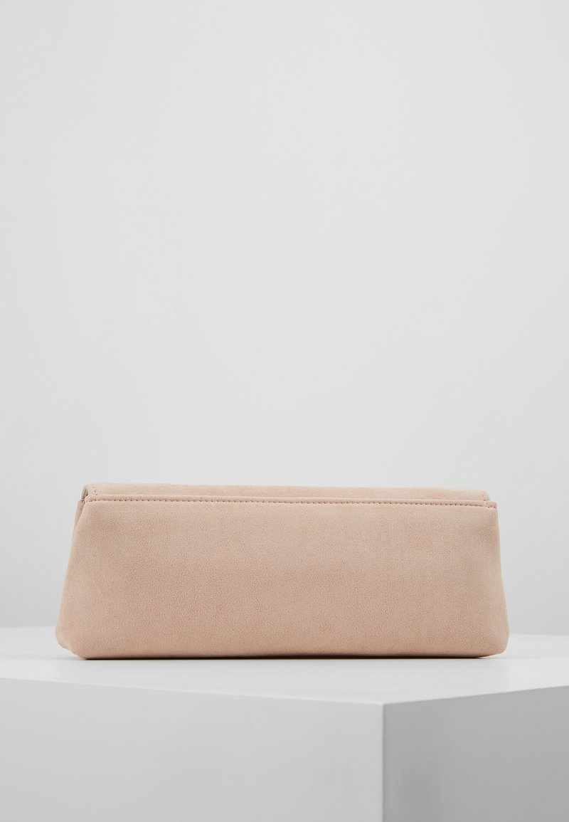 Dune London - BELONG TO - Clutch - blush suede