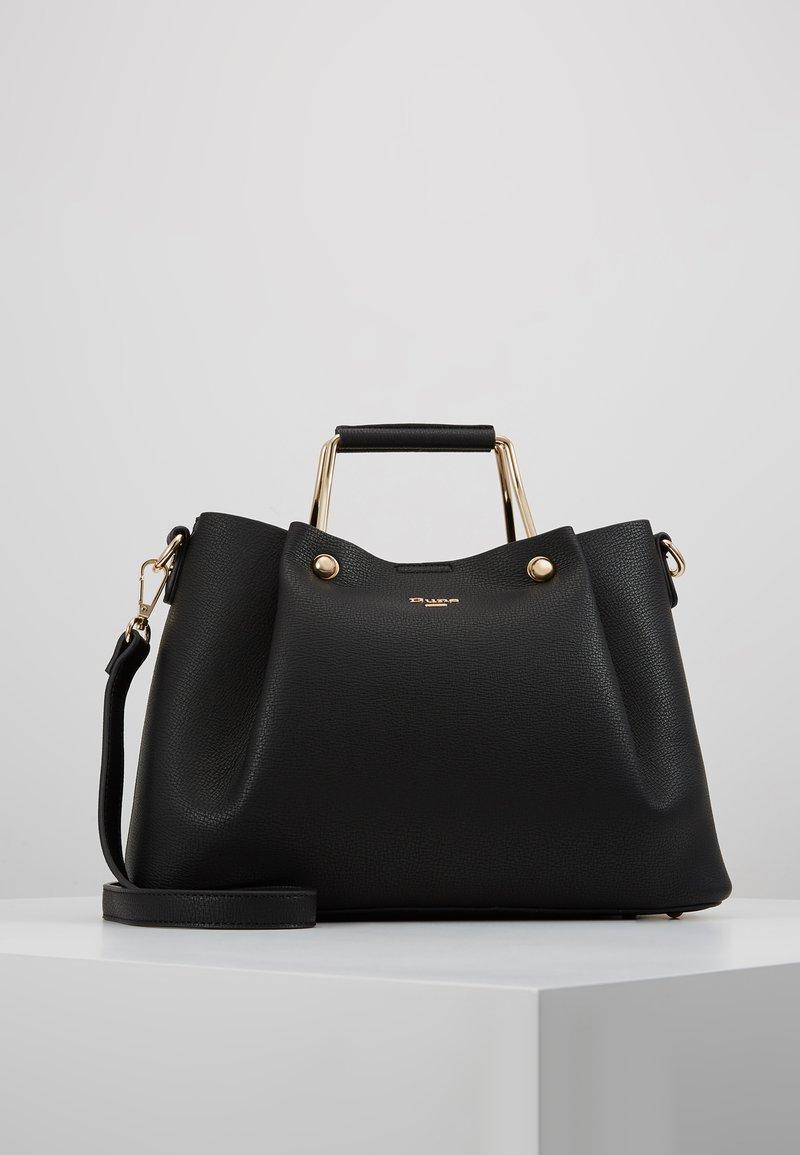 Dune London - DARLOW - Handbag - black plain