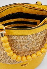 Dune London - DOTTY - Håndtasker - yellow - 4