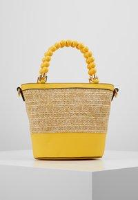Dune London - DOTTY - Håndtasker - yellow - 2
