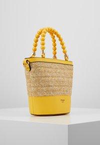 Dune London - DOTTY - Håndtasker - yellow - 3