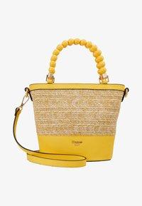 Dune London - DOTTY - Håndtasker - yellow - 5