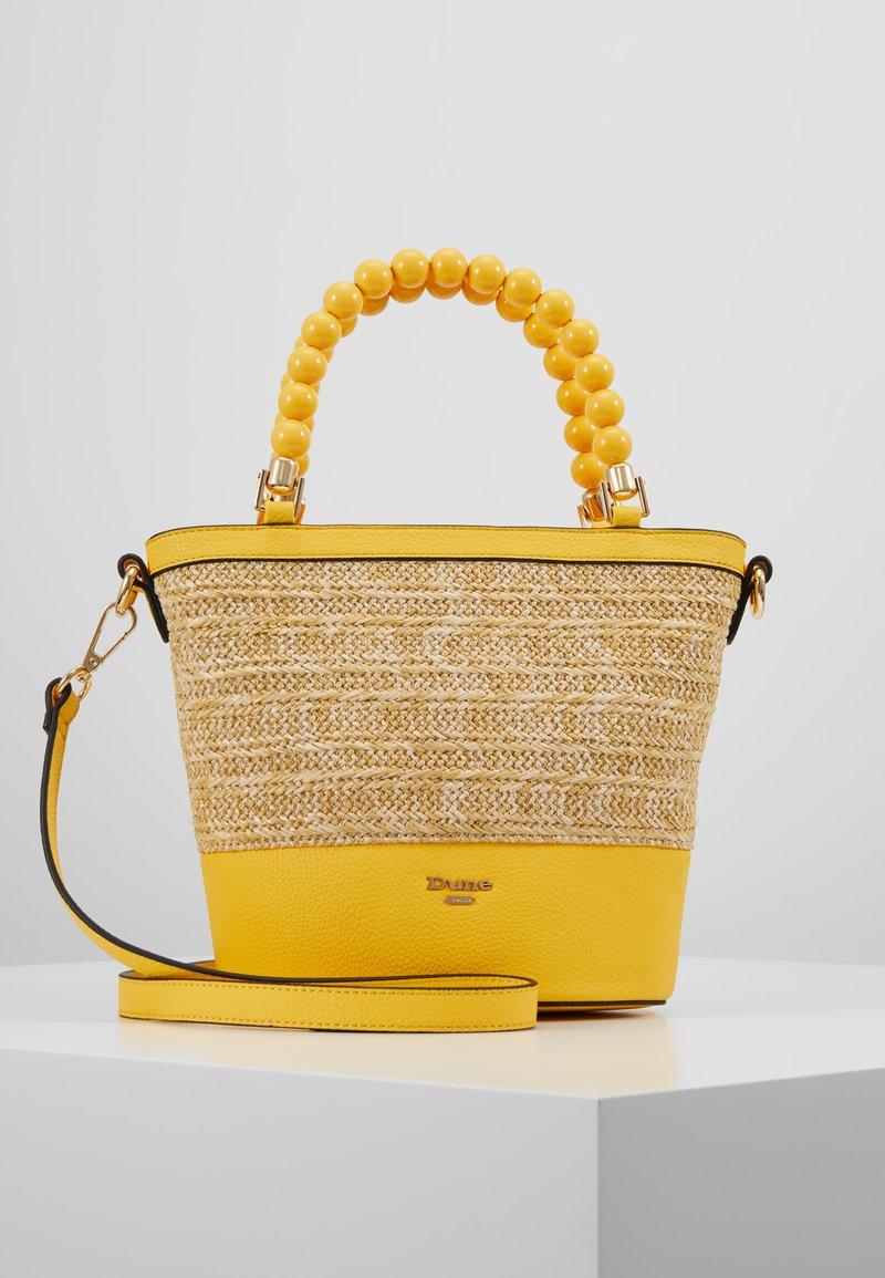 Dune London - DOTTY - Håndtasker - yellow