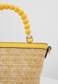Dune London - DOTTY - Håndtasker - yellow - 6