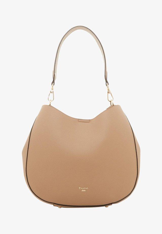 Handtas - light brown