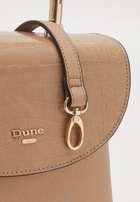 Dune London - DREE - Torebka - camel - 3