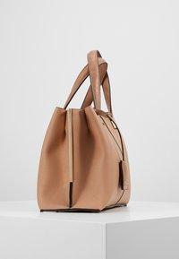 Dune London - DINIDAVARD - Handbag - camel - 4