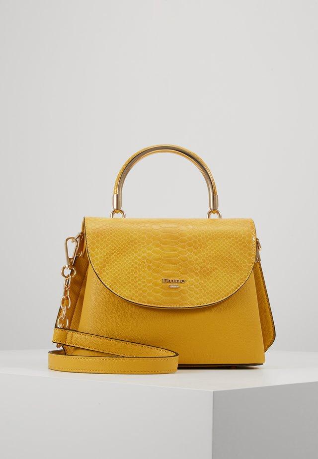 DREE - Käsilaukku - yellow