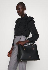 Dune London - DORRIE - Handbag - black - 1