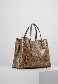 Dune London - DORRIE - Handbag - natural - 3