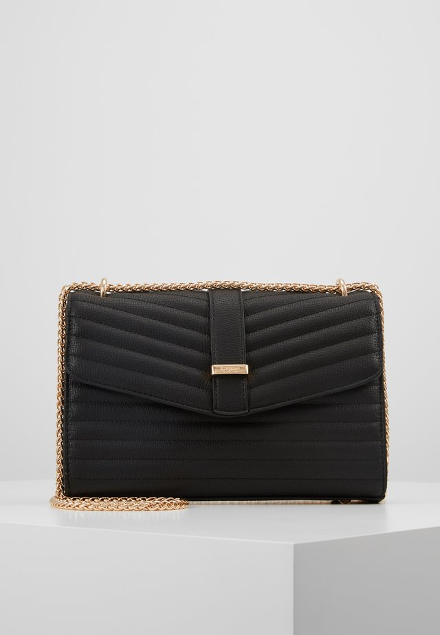 ELLAA - Käsilaukku - black