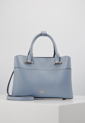 DINIDARING - Across body bag - pale blue