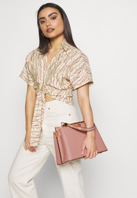 Dune London - DUCIE - Tote bag - cappucino synthetic - 1