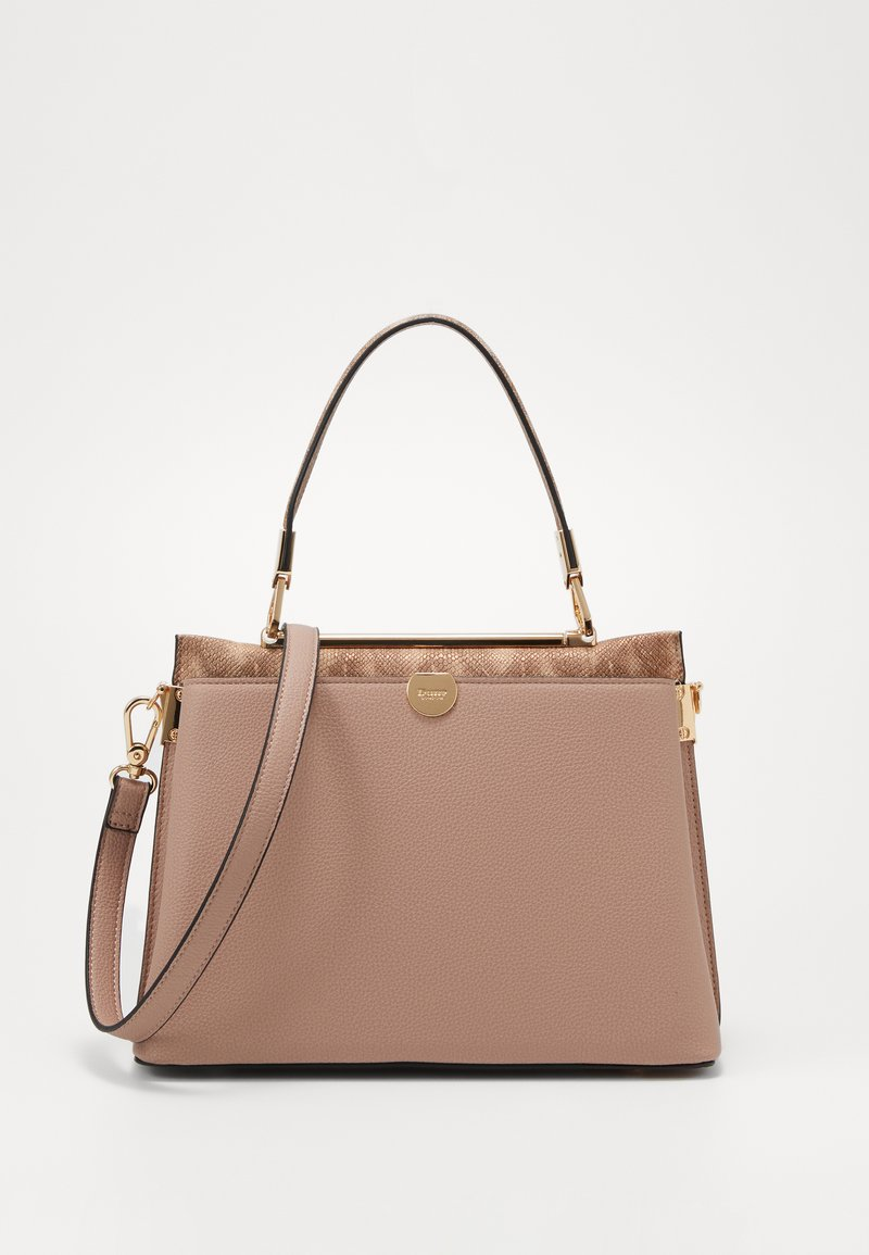 Dune London - DUCIE - Tote bag - cappucino synthetic