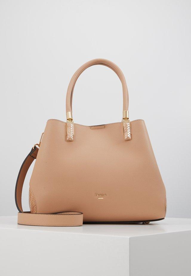 DAURLA - Handbag - camel