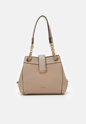 DILEAR - Handbag - nude