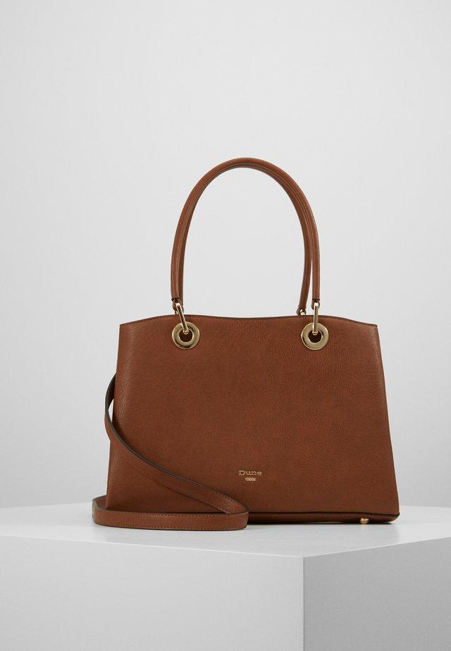 DARYS - Handbag - tan