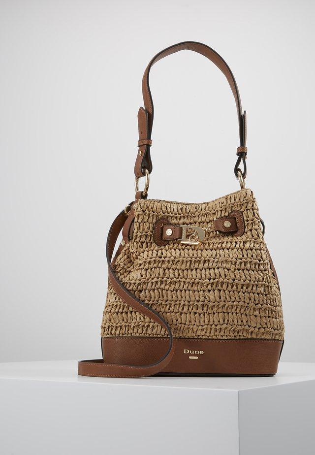 Handväska - tan