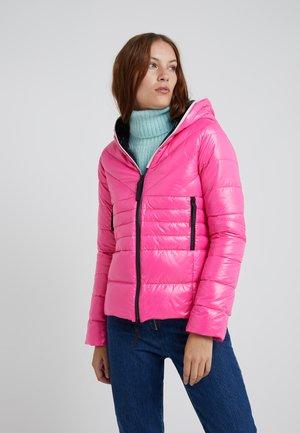 KIRSTIE - Down jacket - rosa fluo