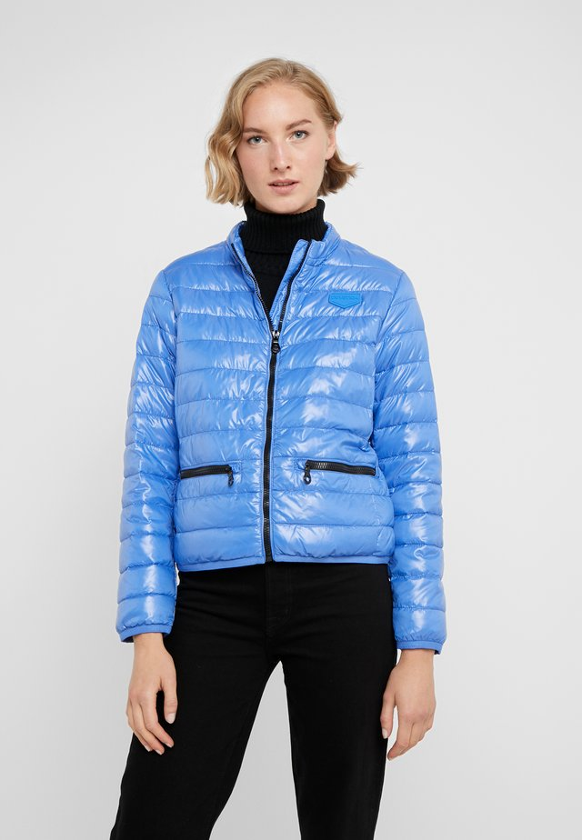 NAOS - Down jacket - blue ciano