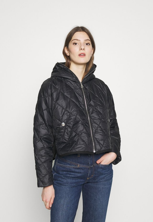 GEMMA - Down jacket - nero