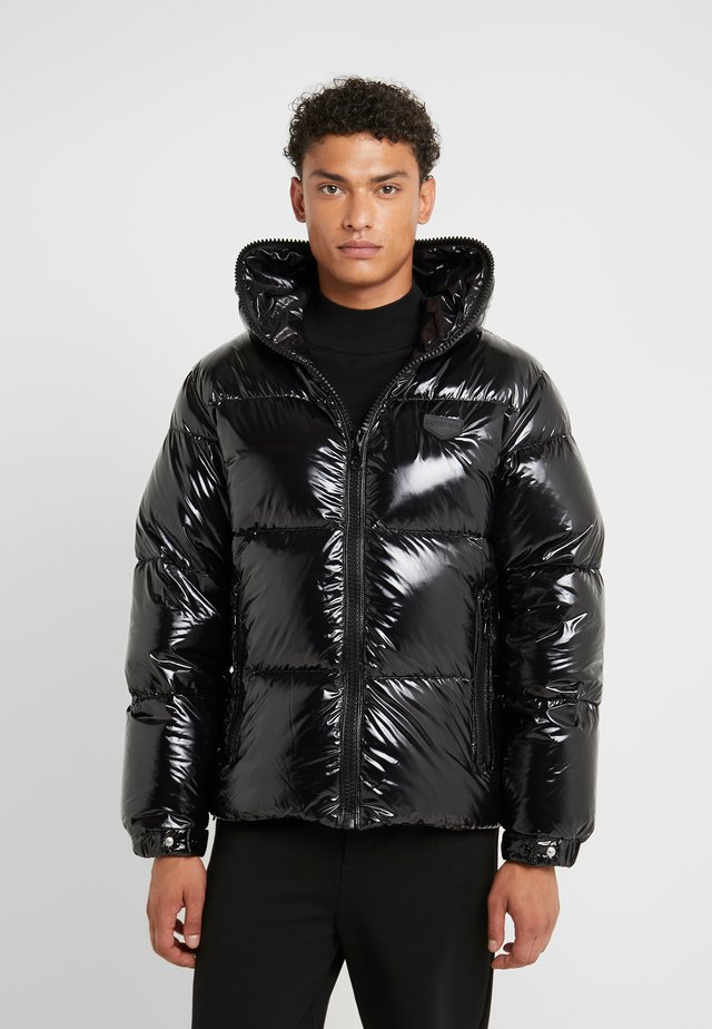 AUVADUE - Down jacket - nero