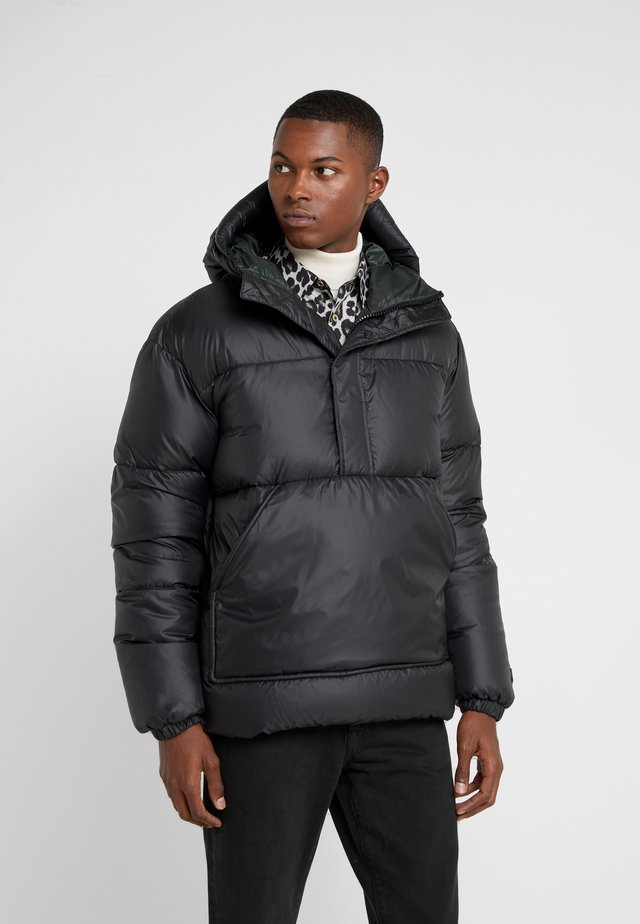 DELSEAN - Down jacket - nero