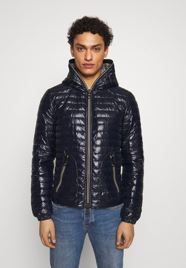 ACELOCINQUE - Down jacket - blue navy