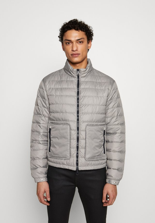 MARFIK - Down jacket - cromo
