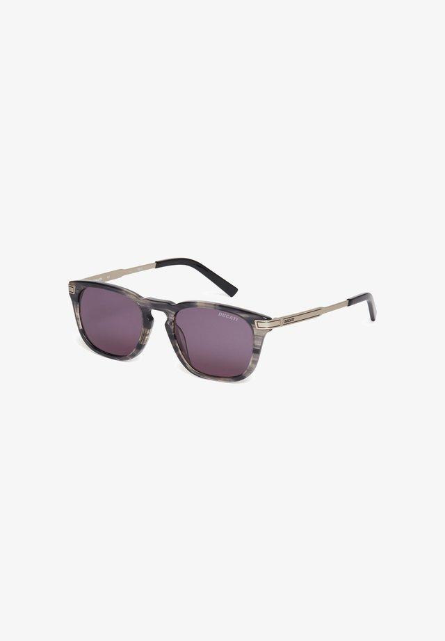 Sunglasses - grey.horn