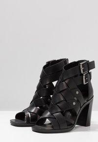 Dolce Vita - NOREE - High heeled sandals - black - 4