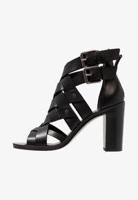 Dolce Vita - NOREE - High heeled sandals - black - 1