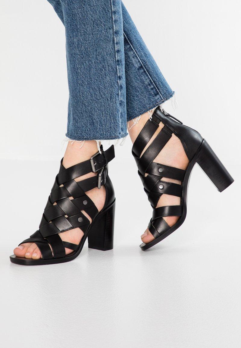 Dolce Vita - NOREE - High heeled sandals - black