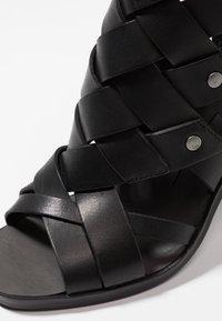 Dolce Vita - NOREE - High heeled sandals - black - 2