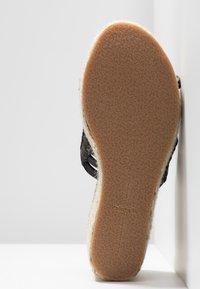 Dolce Vita - PRUE - Heeled mules - black - 6