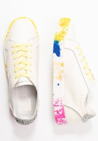 Dolce Vita - ZAGA - Trainers - citron/multicolor - 3