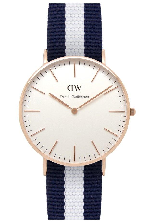 CLASSIC GLASGOW - Uhr - roségoldfarben