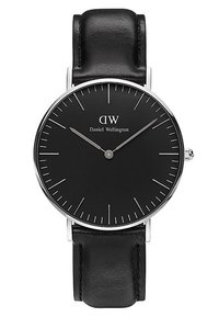 Daniel Wellington - CLASSIC SHEFFIELD 36M - Zegarek - black - 0