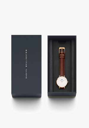 Petite St Mawes 28mm - Watch - brown