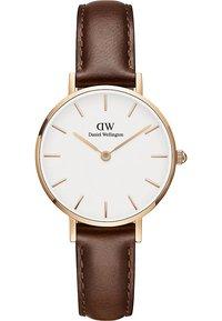 Daniel Wellington - Petite St Mawes 28mm - Horloge - brown - 0