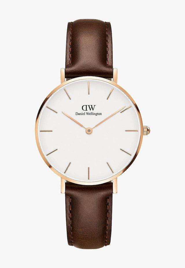 CLASSIC PETITE BRISTOL  - Uhr - brown
