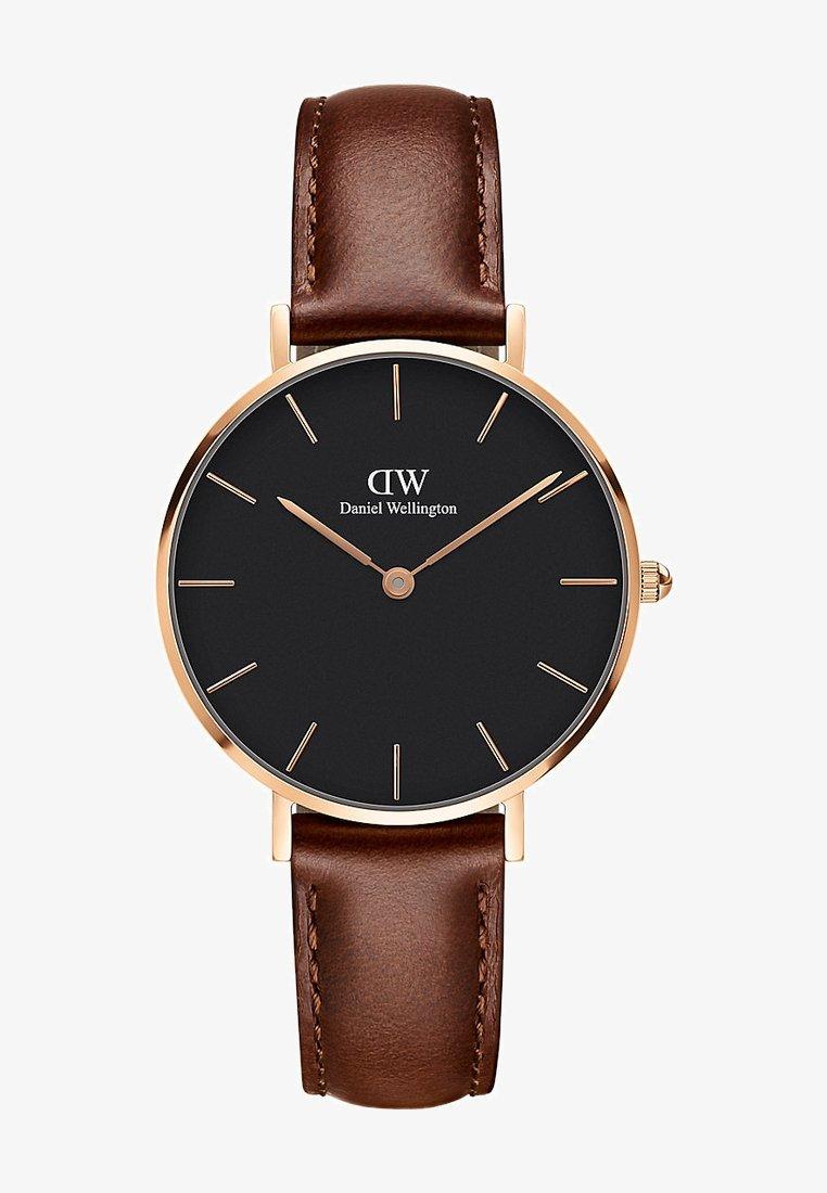 Daniel Wellington - CLASSIC PETITE ST MAWES - Uhr - brown