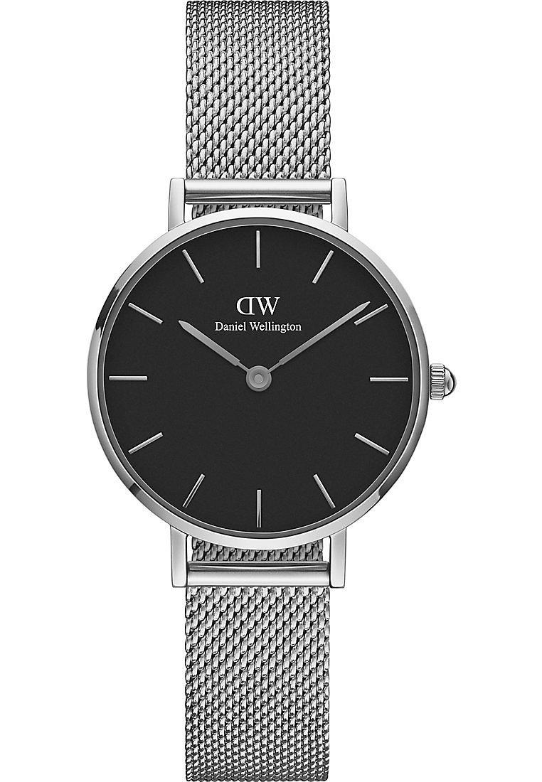 Daniel Wellington - PETITE STERLING 28MM - Watch - silver