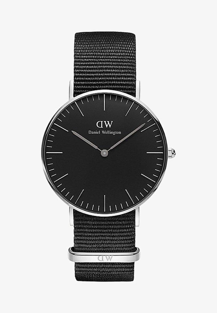 Daniel Wellington - CORNWALL  - Uhr - black