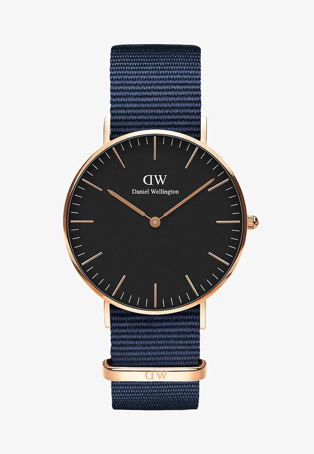CLASSIC 36 BAYSWATER - Uhr - blue