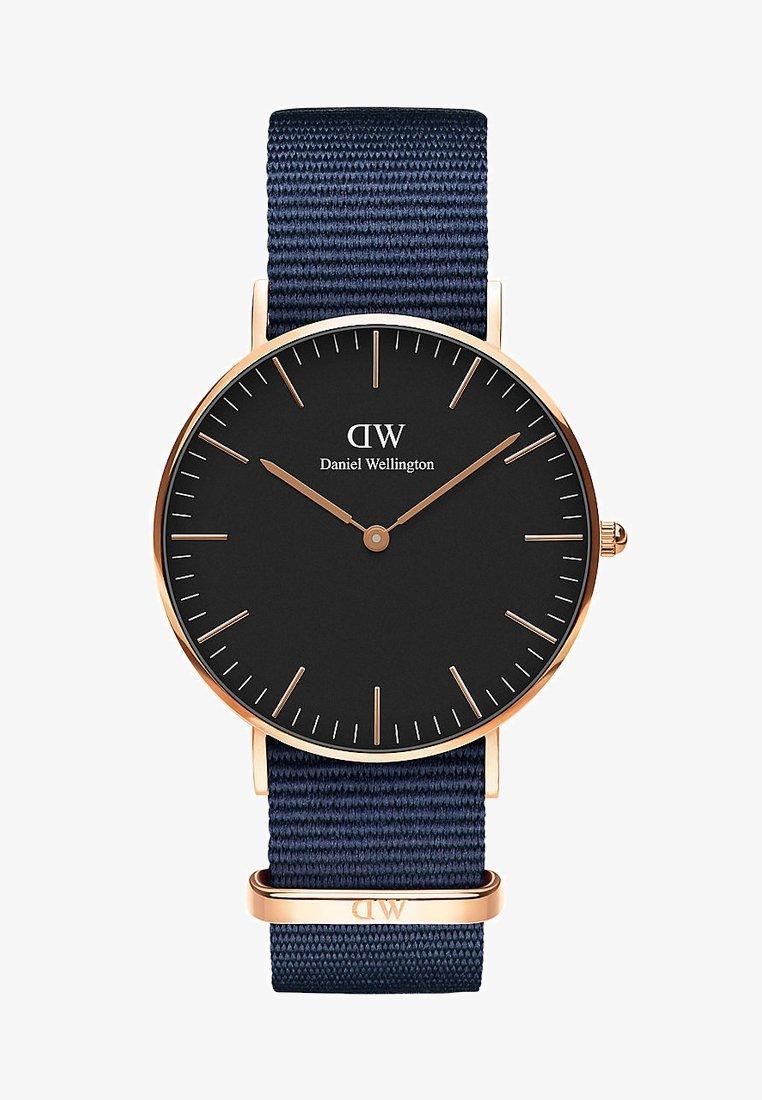Daniel Wellington - CLASSIC 36 BAYSWATER - Watch - blue