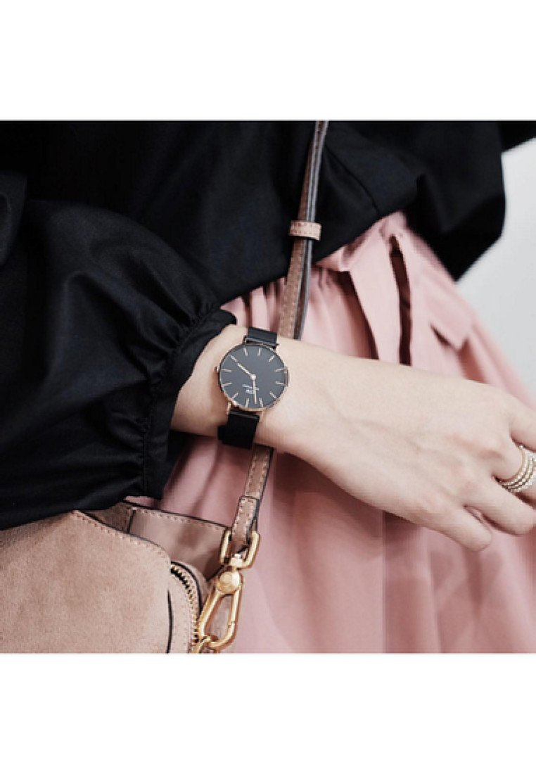 Daniel Wellington - Montre - black